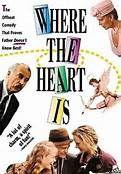Where the Heart Is (1990). [R] 107 mins. Starring: Dabney Coleman, Suzy Amis, Uma Thurman, Crispin Glover, Joanna Cassidy, Christopher Plummer and David Hewlett