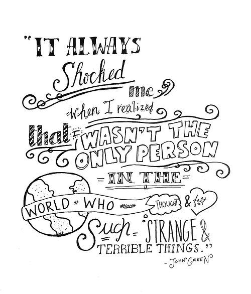 """such strange and terrible things."""