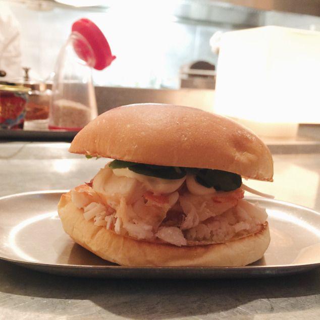 Good Food, Good Karma. | Melbourne food blogger- Lobster roll from Supernormal.
