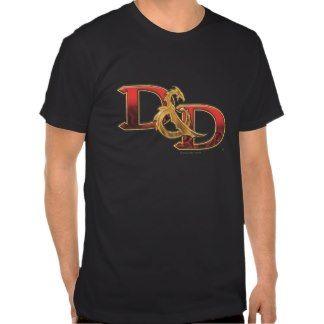 D&D Full Color T Shirts