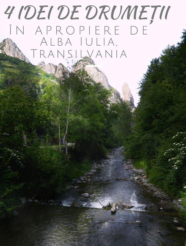 Călătorii la Singular » 4 idei de drumeții în apropiere de Alba Iulia, Transilvania