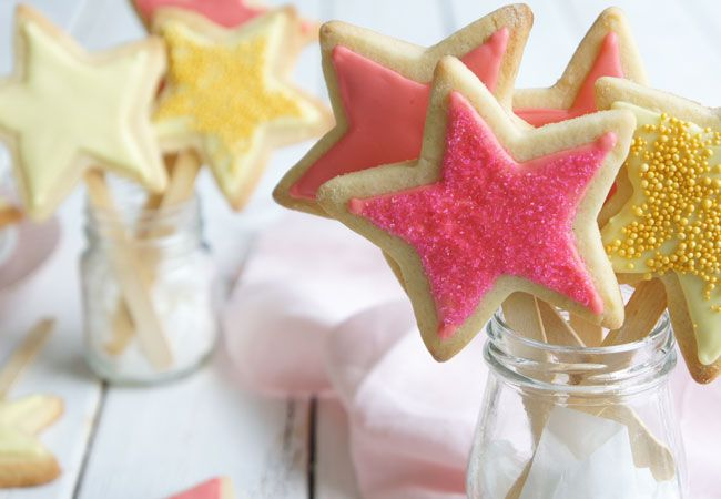 When you're planning out your festive baking, don't forget to include one of these simple biscuit recipes for Santa. Here you'll find a selection of easy recipes that are perfect for kids to help with and are fun for everyone – not just Santa – to eat.