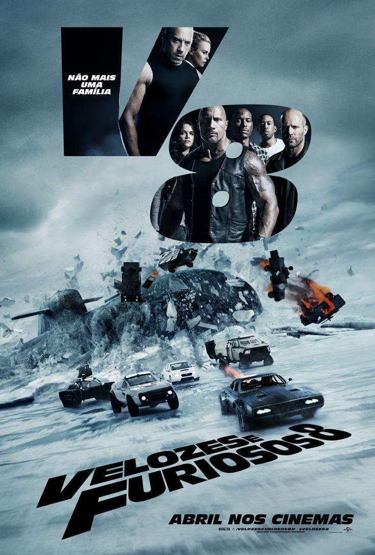The Fate of the Furious (Velocidade Furiosa 8, em Portugal, ou, Velozes e Furiosos 8, no Brasil), alternativamente Fast & Furious 8, é um...