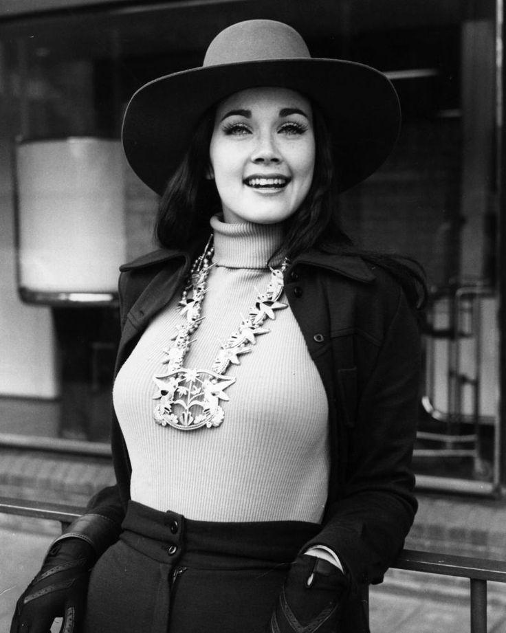 Lynda Carter 1970.