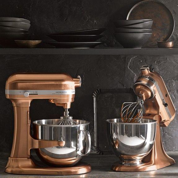 Best 25 Copper Kitchenaid Mixer Ideas On Pinterest