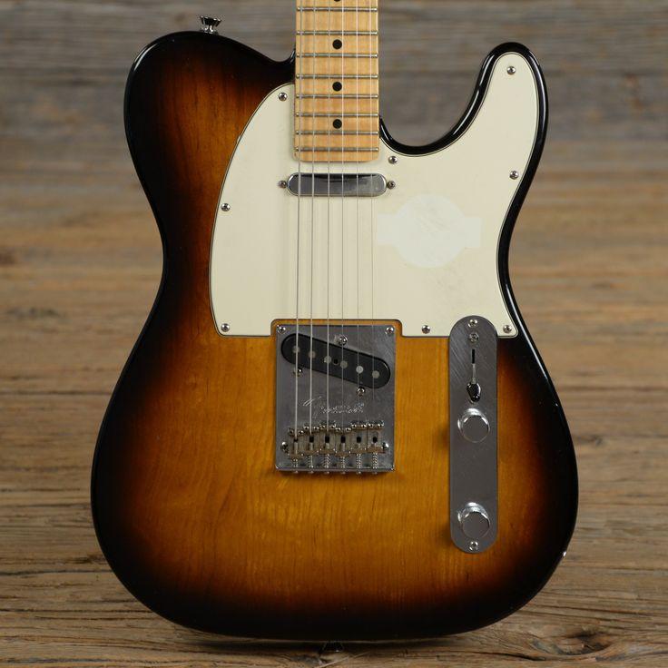 Fender American Standard Telecaster Sunburst 2008 (s673)