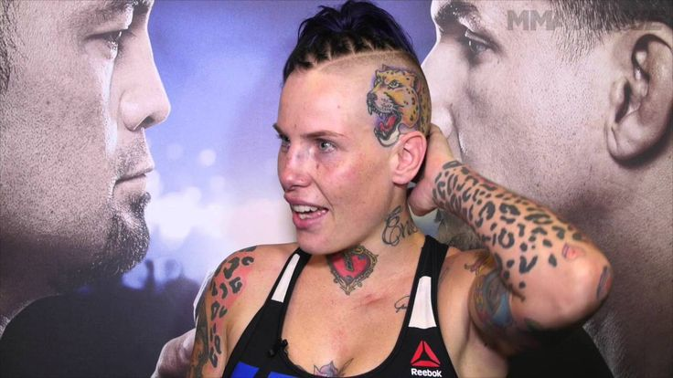 cool UFC Fight Night 85 Bec Rawlings post battle interview