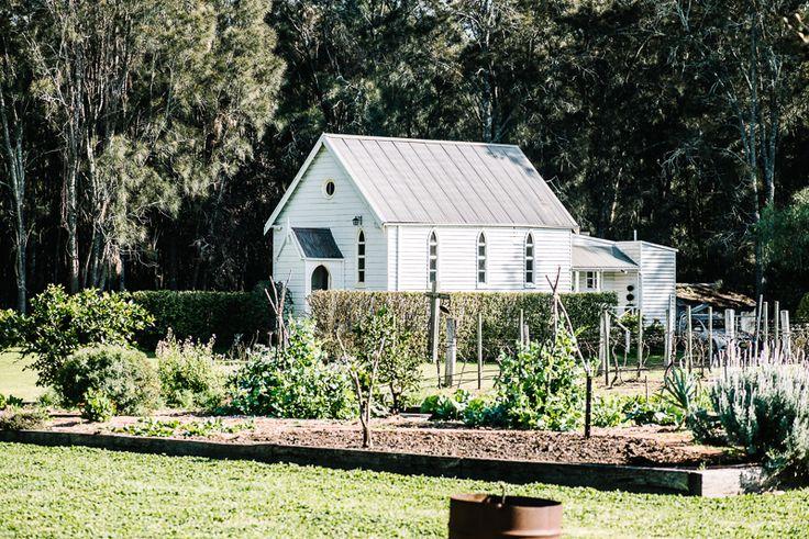 The Kitchen Garden at #circa1876 #peppersconvent #huntervalley #farmtofork #farming #organic theconventhuntervalley.com.au