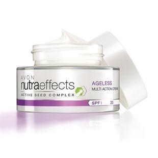 Avon Nutraeffects Ageless Multi Action Day Cream SPF20