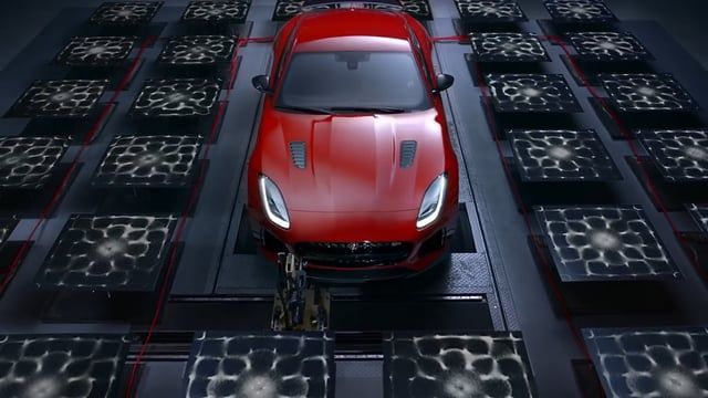 F-TYPE SVR is the ultimate expression of Jaguar, with an exhaust note that in itself is a work of art. Watch as the science of Cymatics is used to visualise the utterly distinctive sound of F-TYPE SVR's Titanium Active Sports Exhaust. A visual spectacle created by Jaguar's fastest and most powerful production car. This is the Art of Sound by Jaguar F-TYPE SVR.    Brand: Jaguar    Agency: Spark44  Creative Director: Nick Hearne  Agency Producer: Oliver Creamer  Director: Steve Downer…