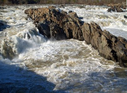 Where two powerful rivers meet, there's a chance for excitement. The Potomac River and the Shenandoah River meet at Harpers Ferry, West Virginia. Don't be fooled by the calm water ...