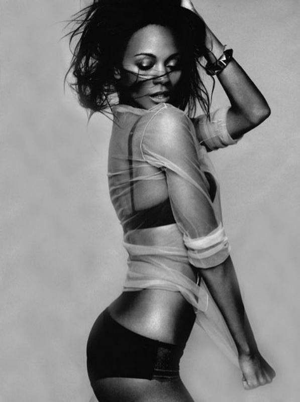 Η ερωτική Zoe Saldana | Jenny.gr Galleries