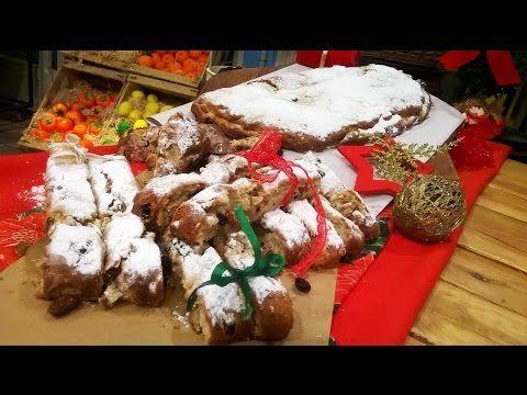 Stollen navideño relleno con mazapán - Recetas – Cocineros Argentinos