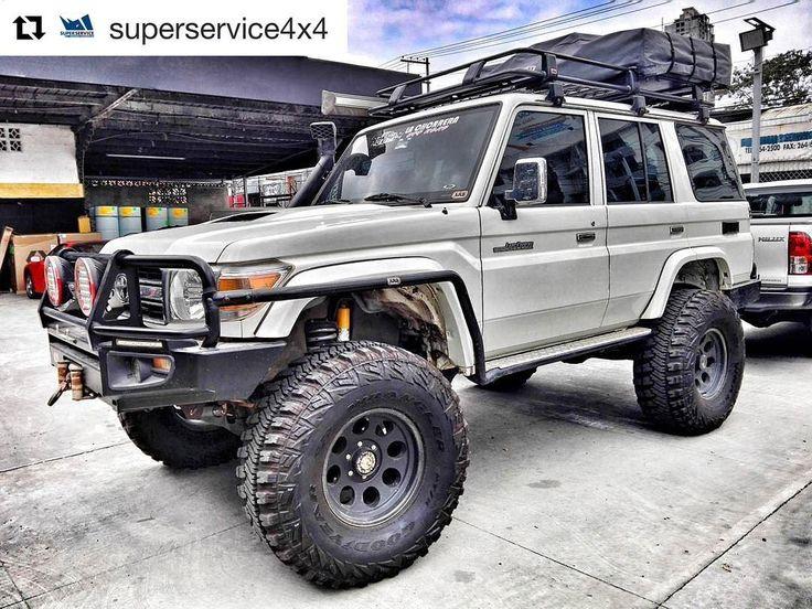 #drooling ------------------------- #Repost @superservice4x4 ・・・ Toyota Land Cruiser 70 armada con accesorios ARB disponible en @superservice4x4 Panamá. Cotiza con nosotros al +507 264-5344 #Panama #panamacity #pty #Arb #Arb4x4 #Ss4x4 #oldmanemu #milemarker #rhinolinings #pickup #OffRoad #4x4 #trillo #ecoturismo #turismo #trocha #Rustico #safarisnorkel #Turbo #oldmanemu #toyota #LandCruiser #intensity #OffRoad #Tlc