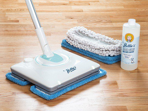 This Cordless Electric Mop Has A Fast Oscillating Design That Is Powered By A High Frequency M Cleaning Hacks House Cleaning Tips Deep Cleaning Tips