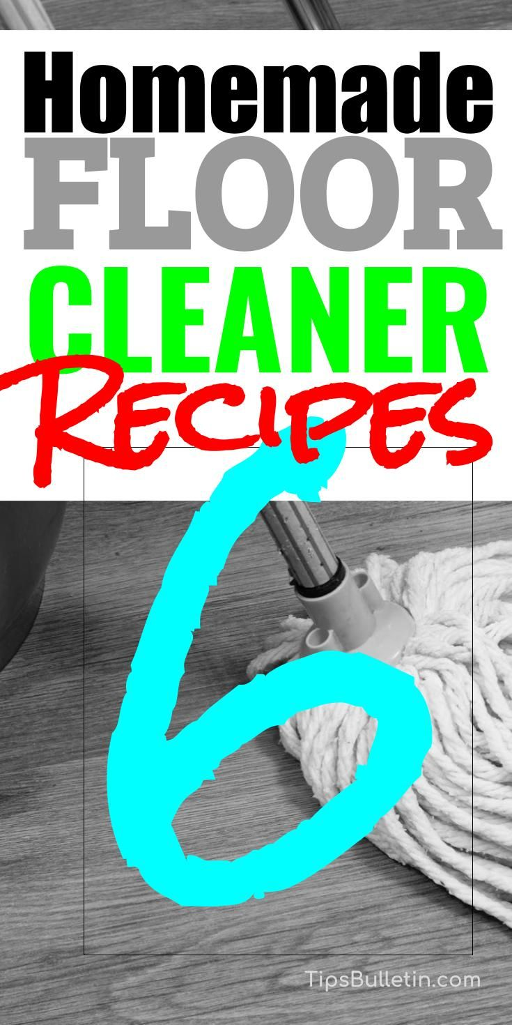 Best 25 homemade floor cleaners ideas on pinterest home floor 6 homemade floor cleaner recipes how to clean your floors dailygadgetfo Images