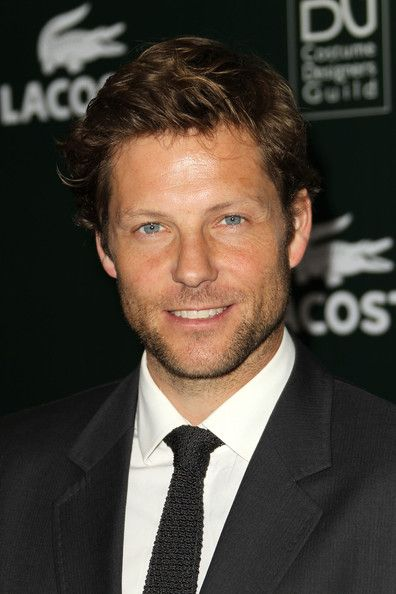 "Jamie Bamber AKA Archie Kennedy in ""Horatio Hornblower"""