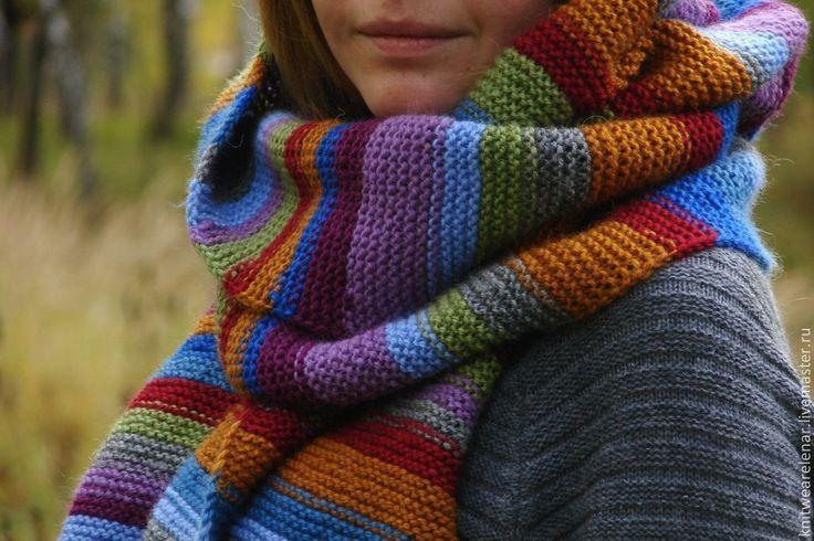 fancy long warm fluffy scarf