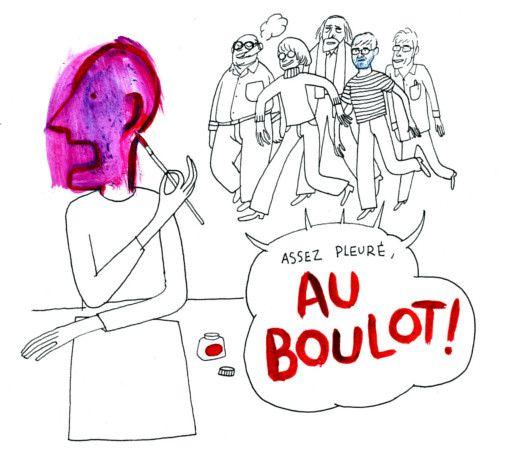 <center>Dessinons</center> - La Revue Dessinée