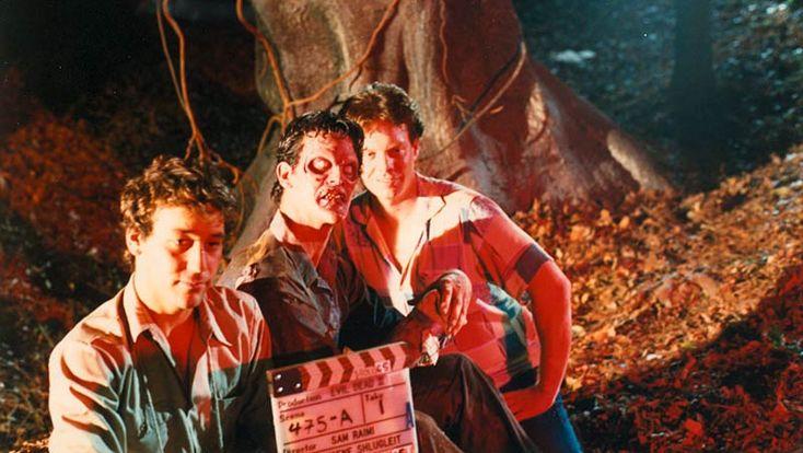 30 imagens de bastidores que vão fazer você perder o medo de filmes de terror - Slideshow - AdoroCinema