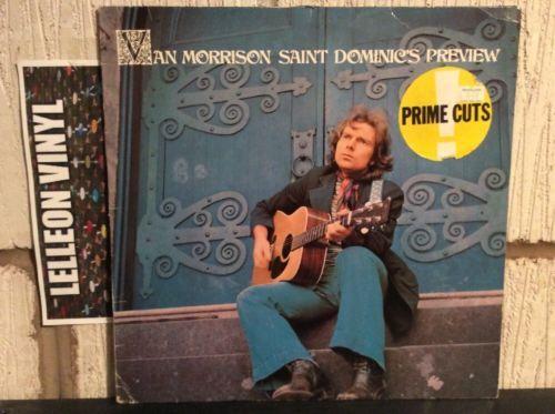 Van Morrison Saint Dominic's Preview LP Album Vinyl Record WB46172 Rock 70's Music:Records:Albums/ LPs:Rock:Classic