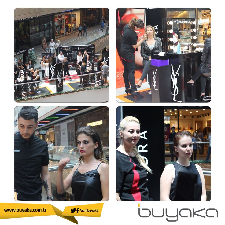 Sephora Beauty Master heyecanı Buyaka'da yaşandı!  Görsel bir şova imza atan 16 Sephora Makyaj Artisti, yeteneklerini sergilerken ziyaretçilerimiz bu  renkli şova tanıklık etti. #BuyakaBiBaşka  #SephoraBeautyMaster #Etkinlik #Yarışma