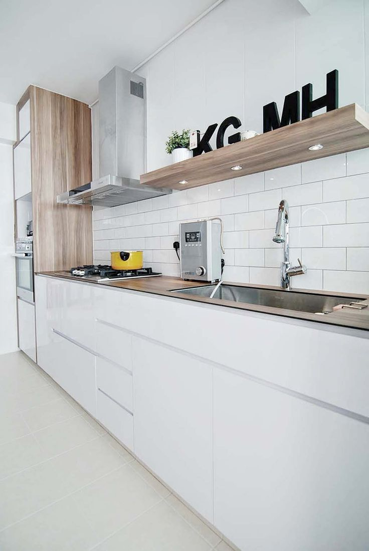 butterpaperstudio: Reno@Sembawang - Final Photos of Kitchen and Shoe Cabinet