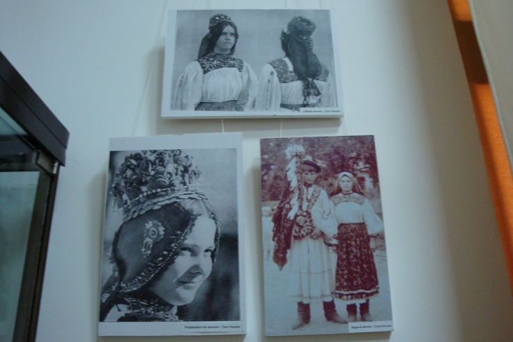 Actual late 19th and early 20th c photos of costumes being worn