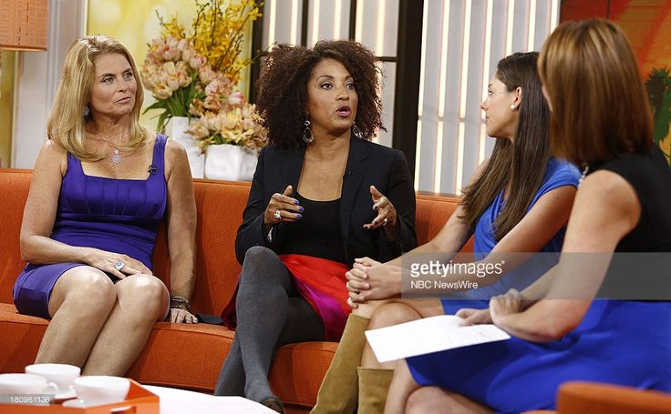 Kim Alexis and Rene Syler appear on NBC News' 'Today' show --