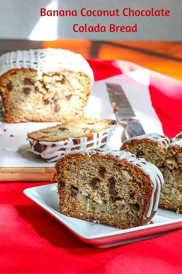 Bread is a recipe filled with our favorite things and the rum glaze ...