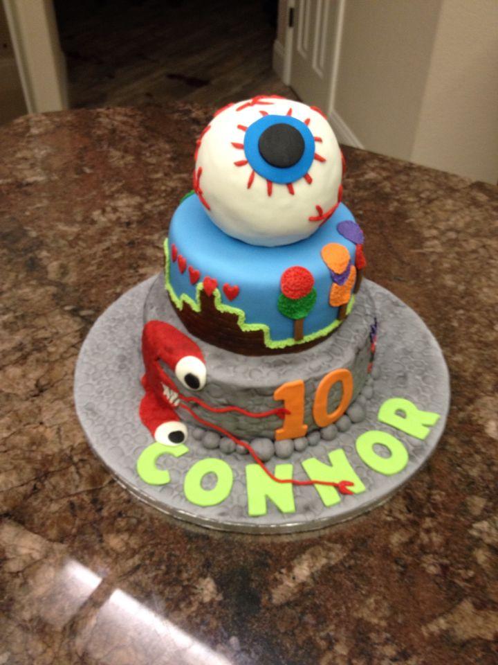Birthday Cake Jom