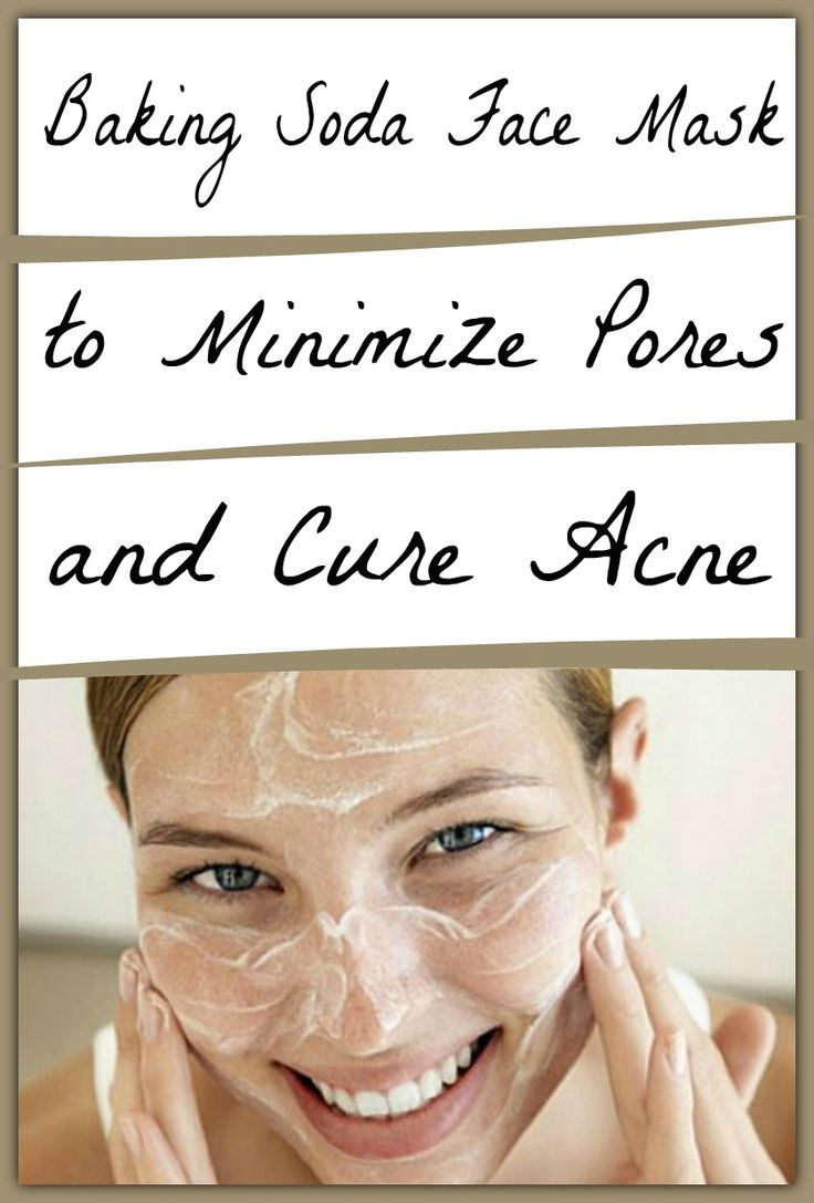 Fit and Well: Baking Soda Face Mask to Minimize Pores and Cure Acne