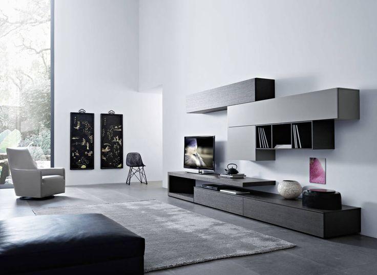 Die richtige Wohnwand zeichnet sich durch eine hohe Funktionalität und einem ansprechenden Design aus. Jeder hat andere Vorstellungen von der richtigen Wohnwand, da sie auch für unterschiedliche Zwecke verwendet wird. Die moderne Wohnwand ist Accessoire und Stauraum in einem.