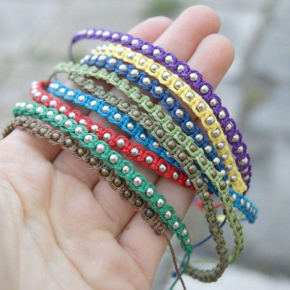 friendship, macrame bracelets, friendship bracelets