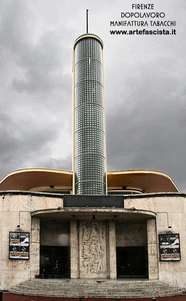 INDEX FASCISMO - ARCHITETTUR