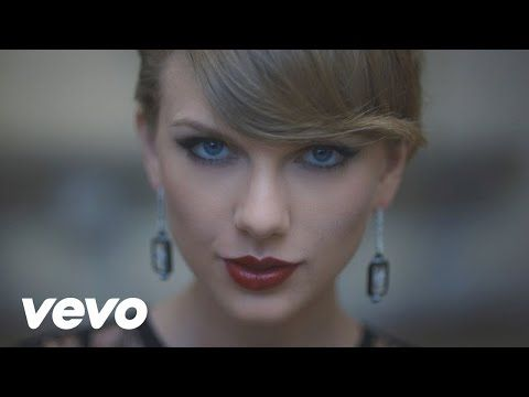 "Clipe de ""Blank Space"" de Taylor Swift completa um ano #Billboard, #Cantora…"