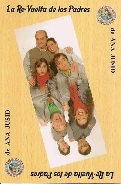 La re-vuelta de los padres Teatro Centro Cultural Caras y Caretas Septiembre 2008