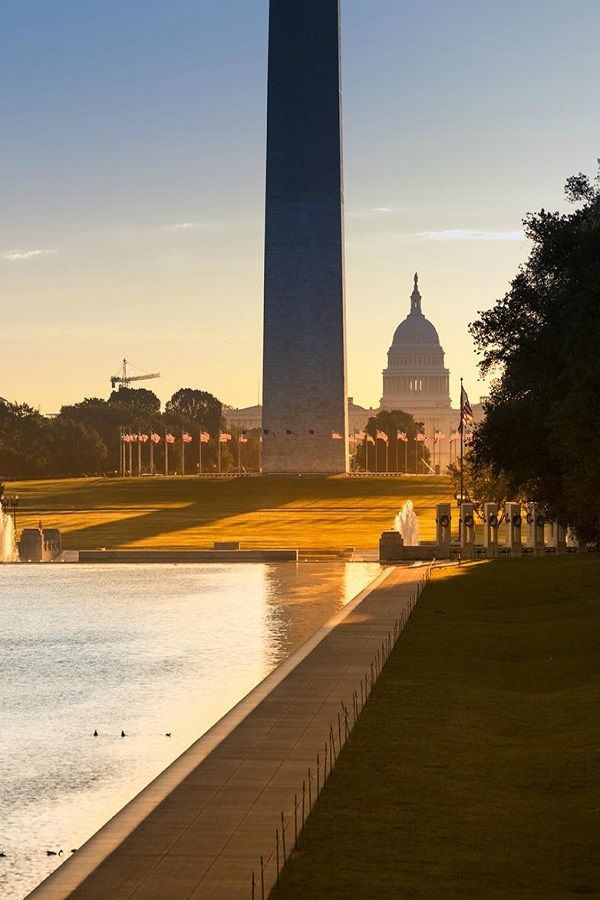Washington Dc Is Ranked On Tripadvisor S Top 25 Destinations In The Us What Hotel Find Out Now