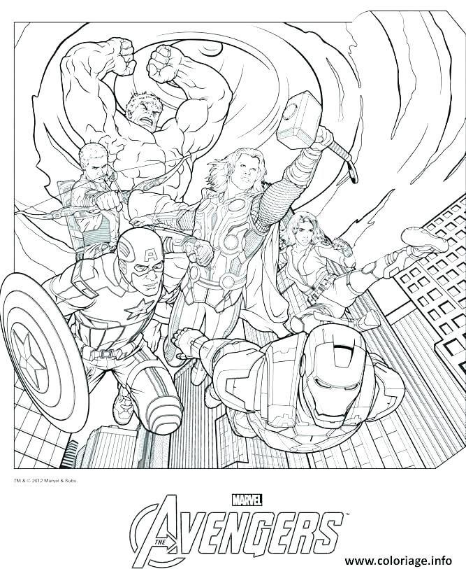 coloriage des avengers coloriage a imprimer avengers coloriage coloriage avengers gratuit a ...