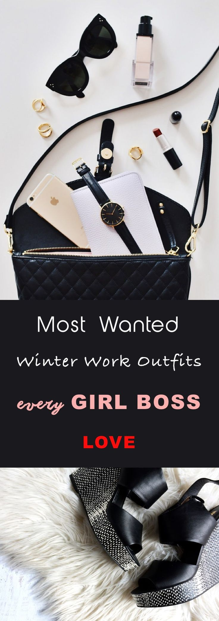 Winter Work Outfit for Professional Office for Women 2017