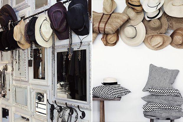 » Les chapeaux font la déco! » Blog déco FactoryChic - Carnet de tendance et d'inspiration