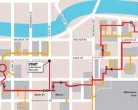 Chicago's Underground Pedway System