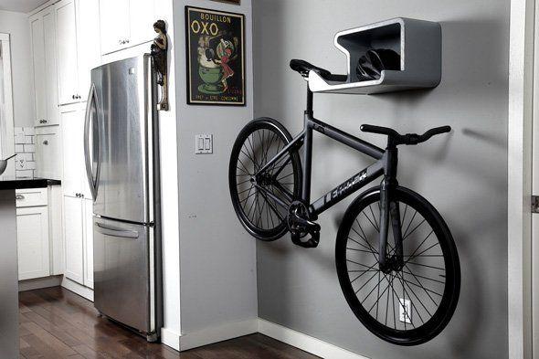 1000 id es sur le th me support velo sur pinterest rangement v los range velo et support velo. Black Bedroom Furniture Sets. Home Design Ideas