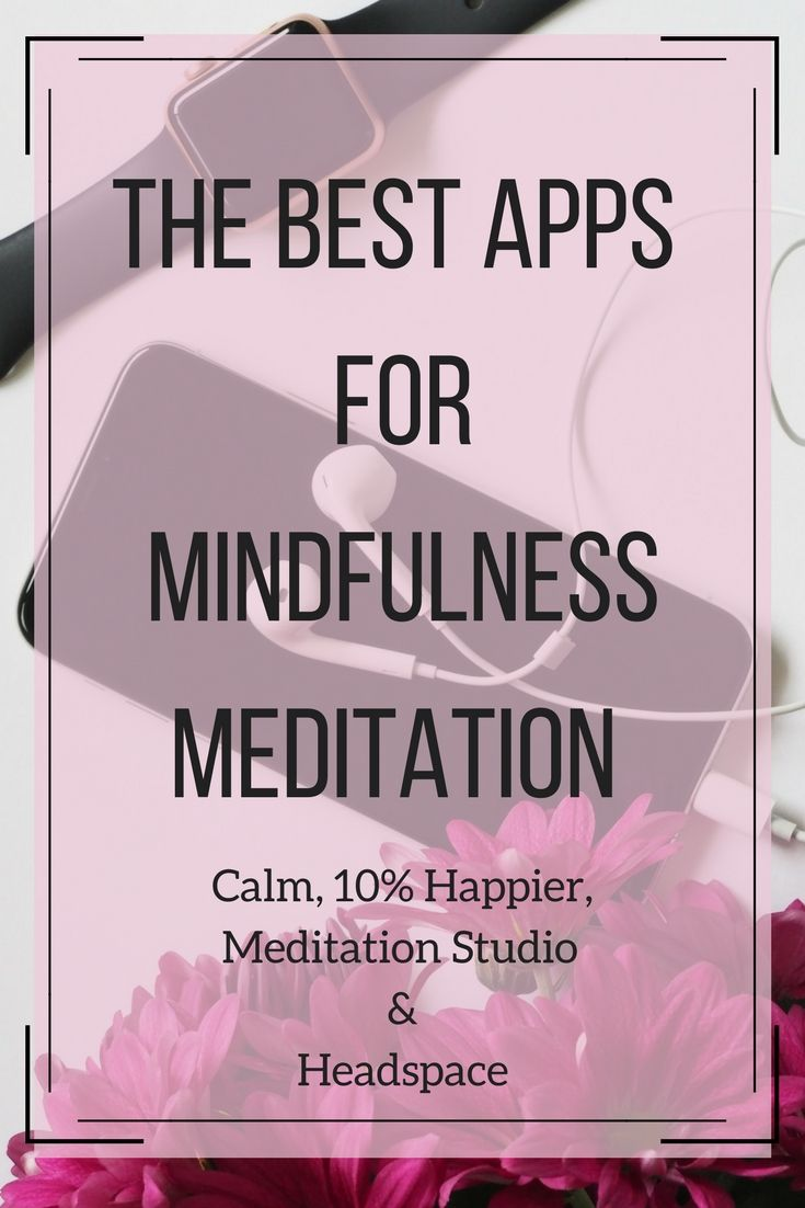 The BEST meditation apps you'll find in the app store! Using meditation is the #1 way to combat a stressful schedule. Click through to find 4 of the most helpful meditation apps whether you're a beginner or an experienced! | Mindfulness| What is mindfulness?| Mindfulness exercises| Mindfulness activities|Self-love tips | Self-love activities | Self-love exercises Breathing Exercises | Stress relief | anxiety relief | calm |