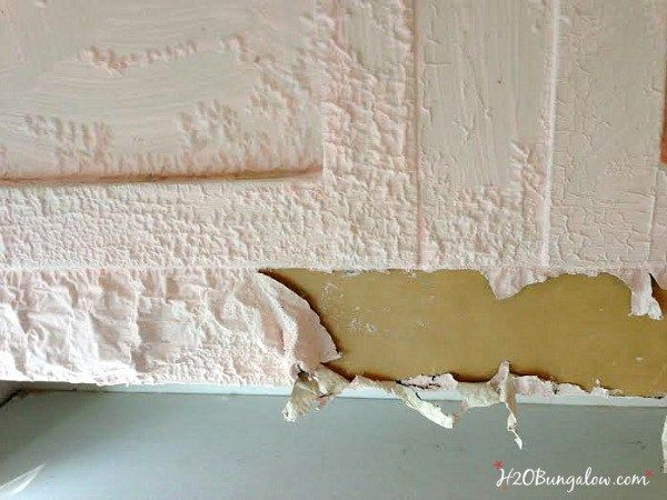 Part 2 of how to strip paint off furniture and kitchen cabinets covers all size paint stripping jobs, big or small with instructions, prep list and steps.