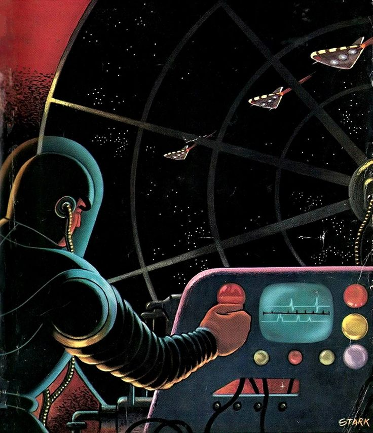 1961 Perry Rhodan: 17 Best Images About Vintage Sci-Fi Art On Pinterest