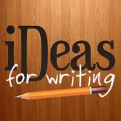 iDeas for Writing - Creative prompts to beat writer's block by SCVisuais