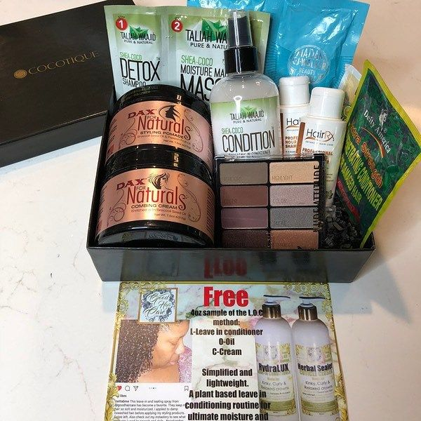 13 Subscription Boxes Made For And By Black Women Beauty Box Subscriptions Women Subscription Box Subscription Boxes