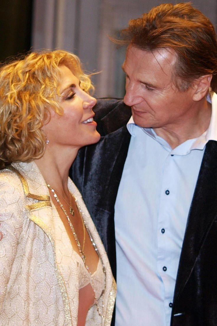 17 best images about liam neeson on pinterest ralph for Natasha richardson liam neeson wedding