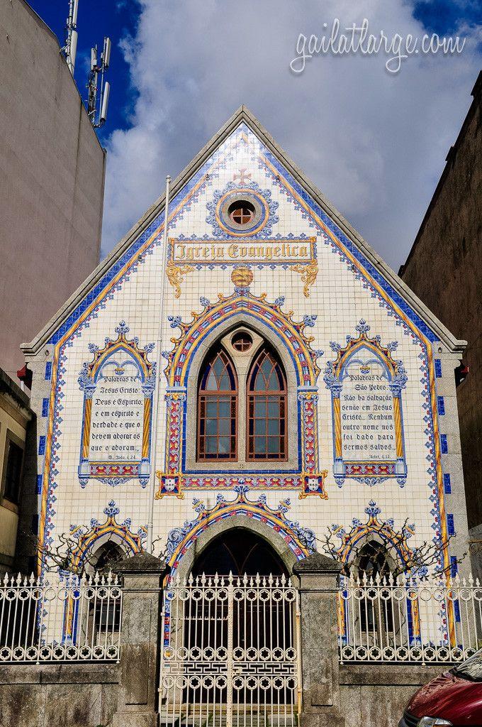 Igreja Metodista do Mirante / Methodist Church, Porto